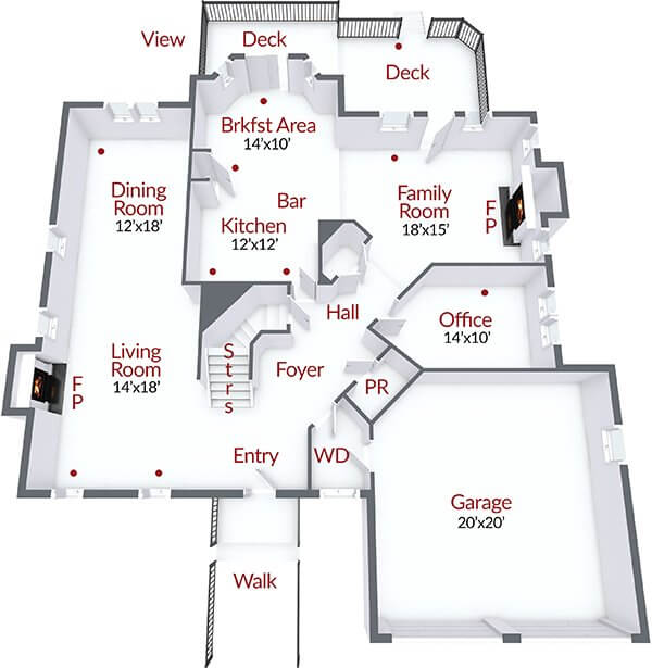TruPlace Real Estate Floor Plans-13669