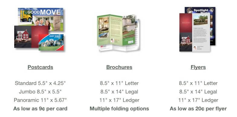TruPlace brochure printing